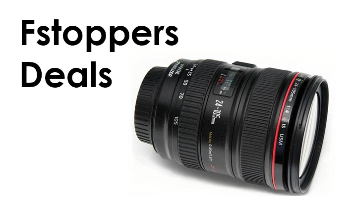 Great Deal On A Great Lens – Canon's 24-105 f4 L Lens For Only $840