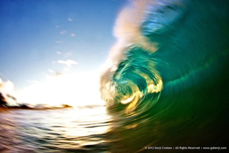 The Wave Photography of Kenji Croman