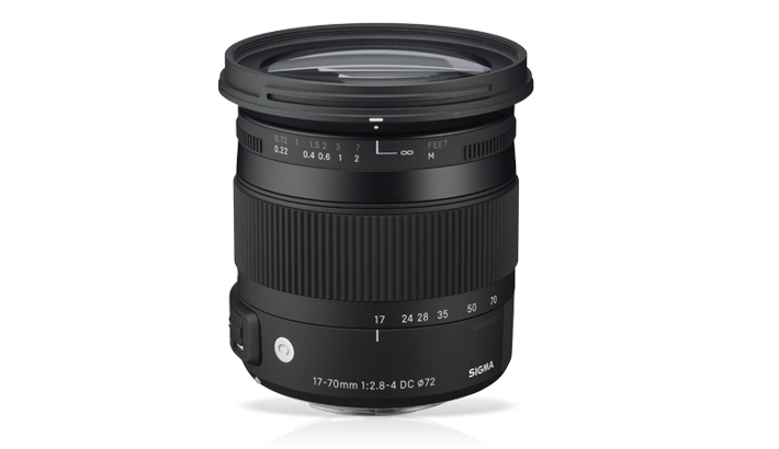 Preview of Sigma's new 17-70mm f/2.8-4.0 Contemporary Lens
