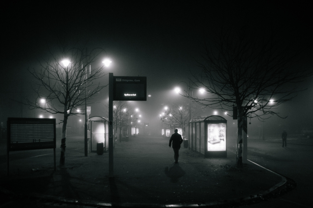 Untitled 5 (Night Fog)
