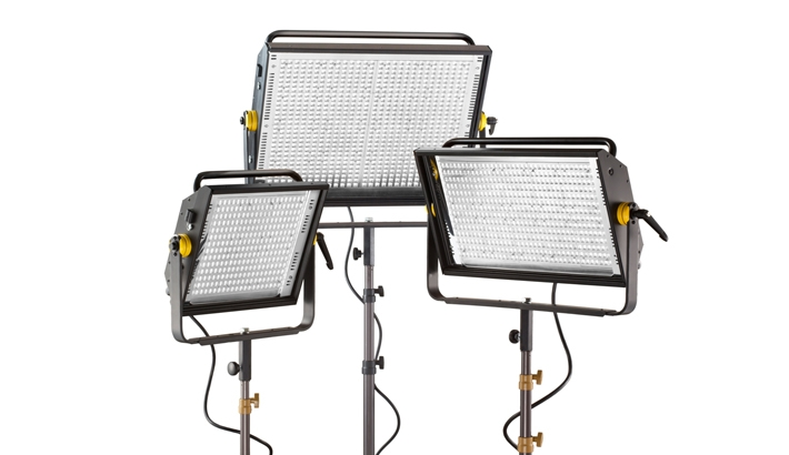 Lowel Now Has Three Pro-Level LED Light Banks