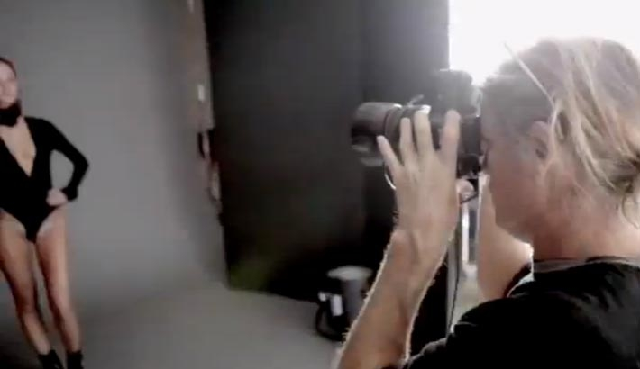 GQ Fashion Shoot - Behind The Scenes - NSFW