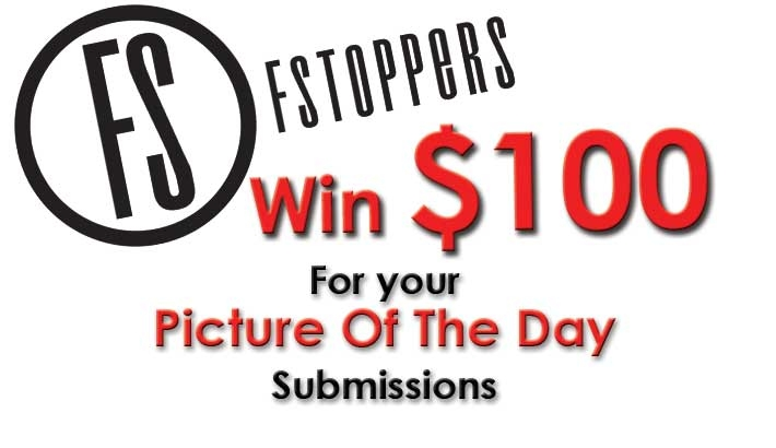 Fstoppers Announces Another Picture Of The Day Contest! Win $100 For Your POTD