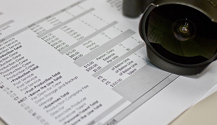 Budgets, Shotlists, And More: Free Templates For Freelance Production Jobs