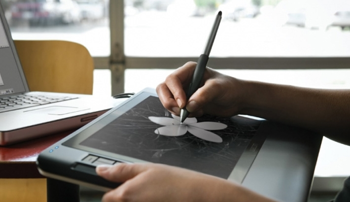 Wacom to Make Multi-Touch Tablet