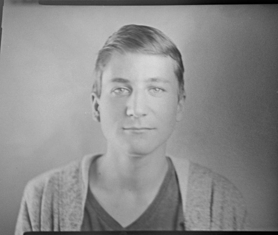 Jonas Weckschmied's Paper Negative