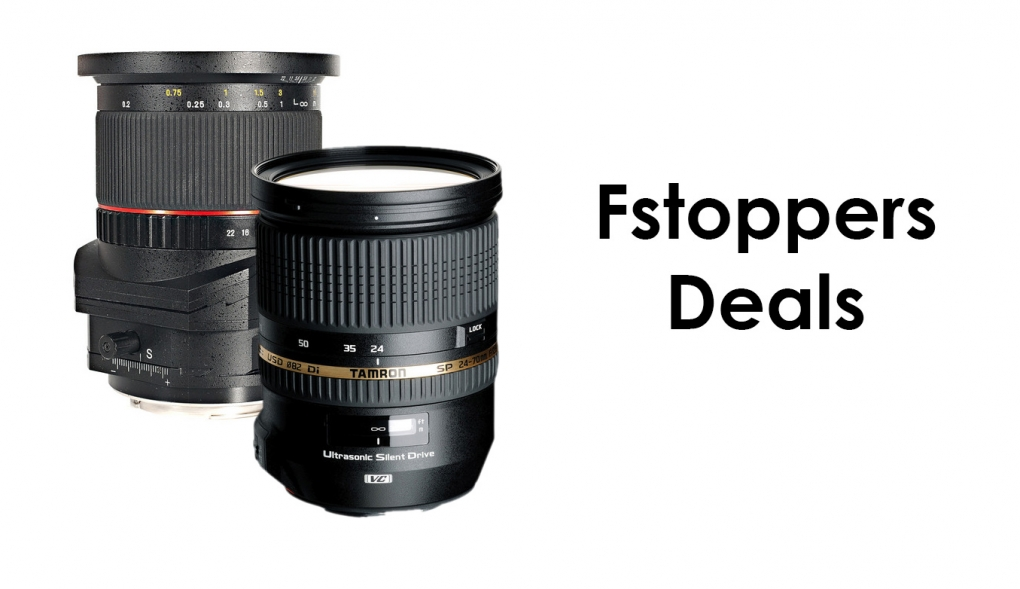Affordable Rokinon and Samyang Tilt Shift Lenses Now In Stock!