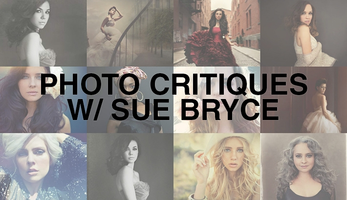 Fashion Photographer Sue Bryce Offering an Entire Day of Photo Critiques