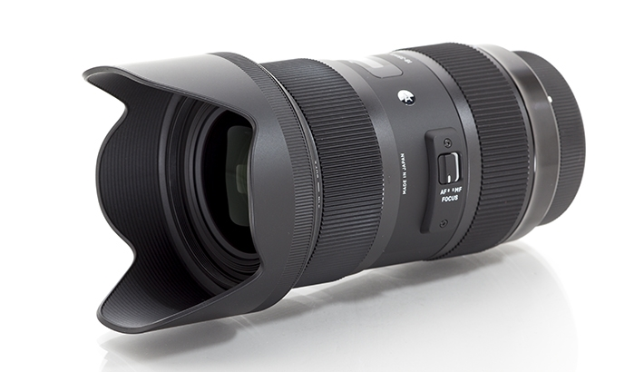 Fstoppers Reviews the Sigma 18-35mm f/1.8 DC HSM Art Lens