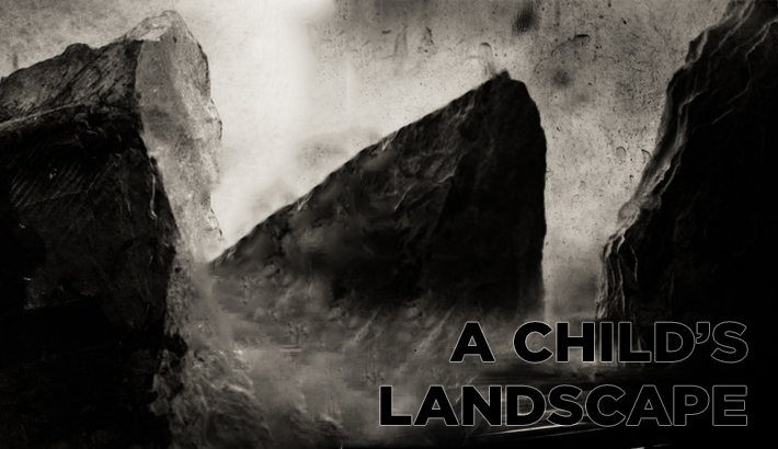 "Bringing Landscapes to the Studio - Michael Jackson's ""A Child's Landscape"" Series"