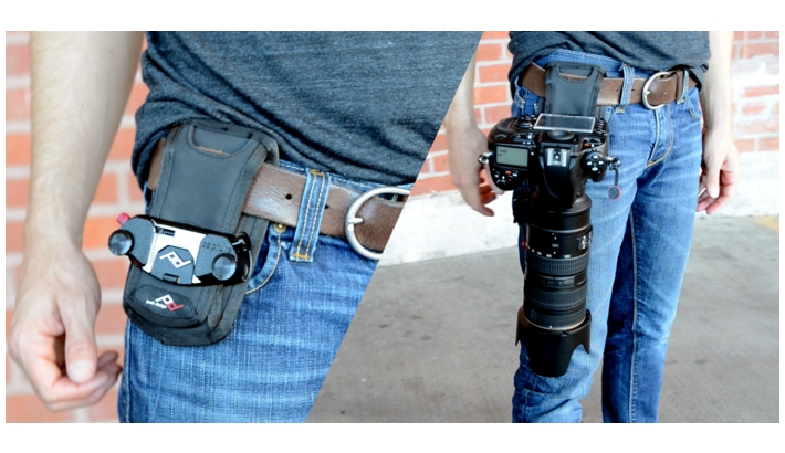 Peak Design Wants to Bring You the Ultimate Camera Clip: Capture