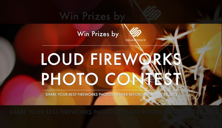 Win a Year of Squarespace in This Month's Photo Contest