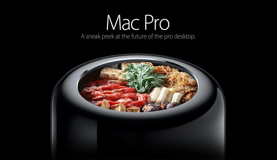 New Mac Pro Design Gets The Photoshop Treatment