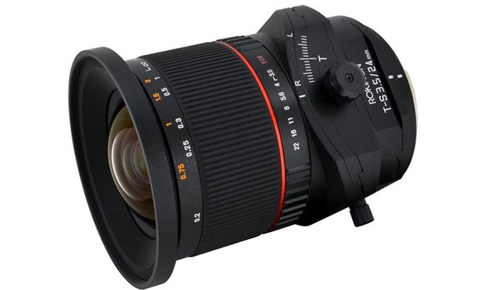 Fstoppers Reviews The Rokinon 24mm f/3.5 Tilt-Shift Lens