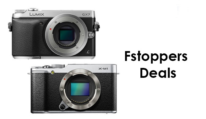 Fuji X-M1 + 16-50mm and Fuji 28mm f/2.8 Lens Now In Stock!