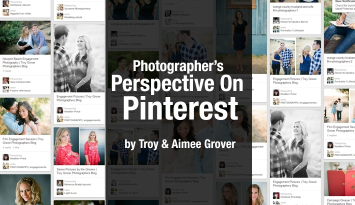 A Photographer's Perspective on Pinterest