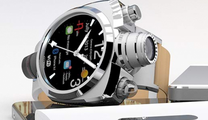 First a Phone, Now a 41mp Smartwatch...Why?