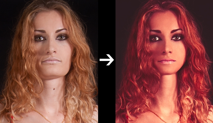 Perfect Face Anatomy With Photoshop's Liquify Tool