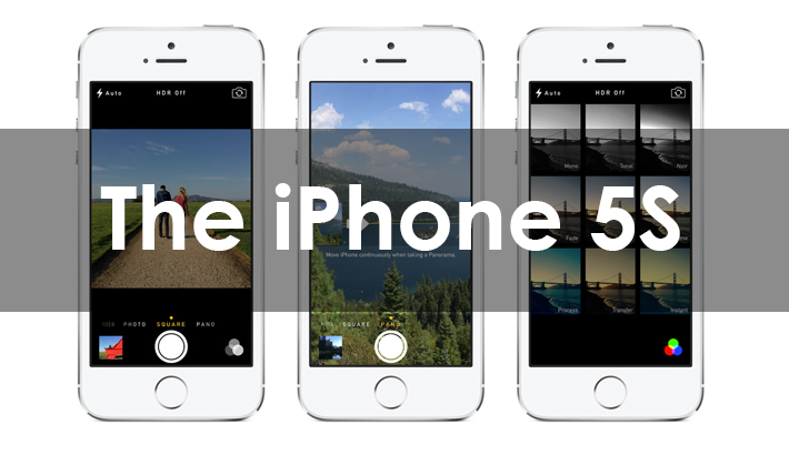 The iPhone 5S and its Promise for Better Images