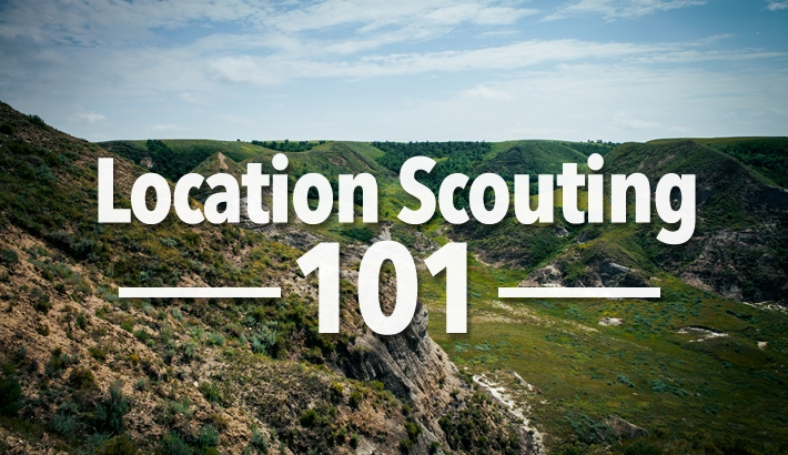 Taking it on the Road: Location Scouting 101