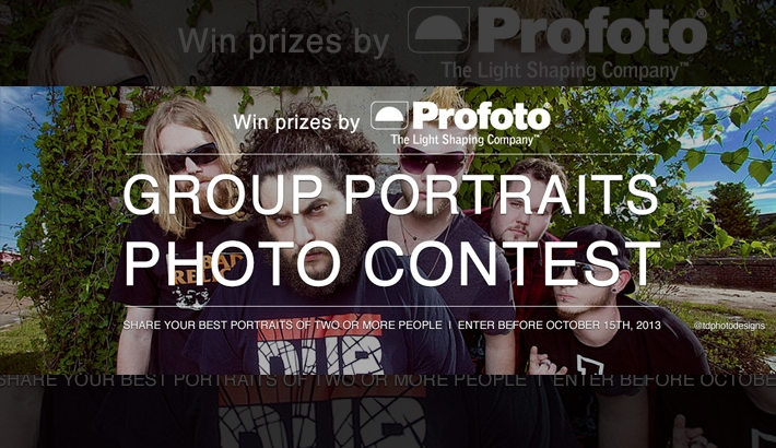 Win New Profoto Speedlight Gear In This Month's Contest!