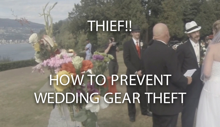 Photographer's Camera Gear Stolen At Wedding: What Can We Learn?