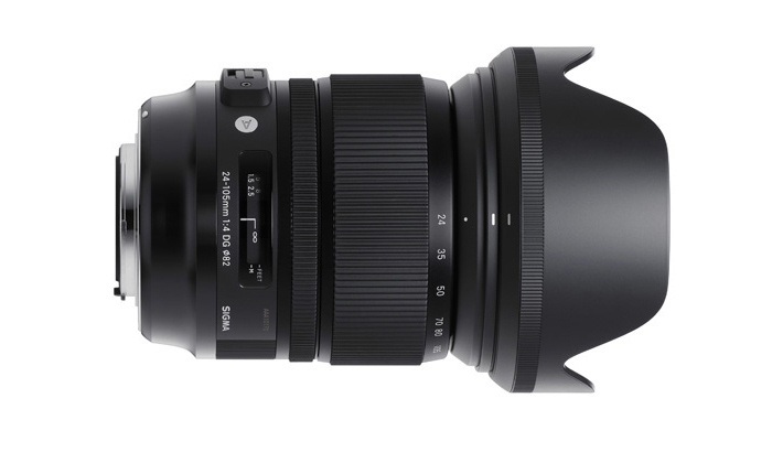 Is this the Sigma 24-105mm f/4?