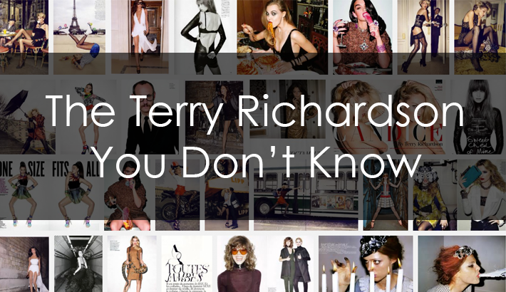 The Terry Richardson You Don't Know