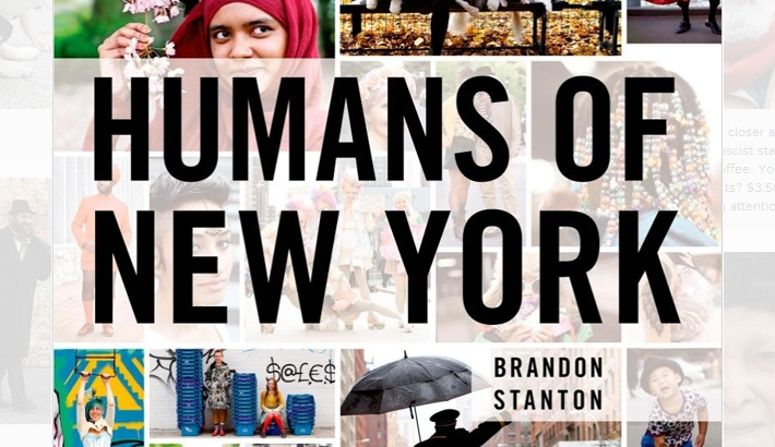 Video Interview with Brandon Stanton of 'Humans of New York'