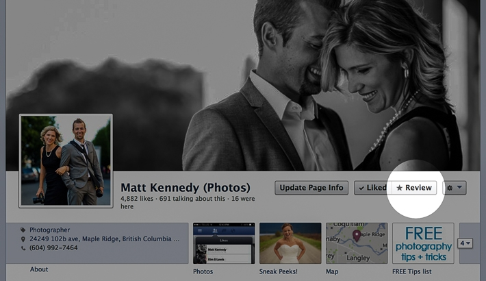 How To Get The Facebook Review Tab And More