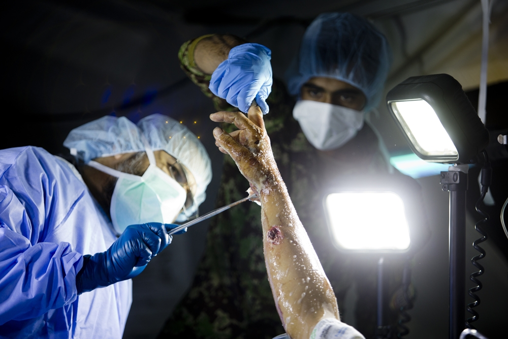 Afghan Surgical Team