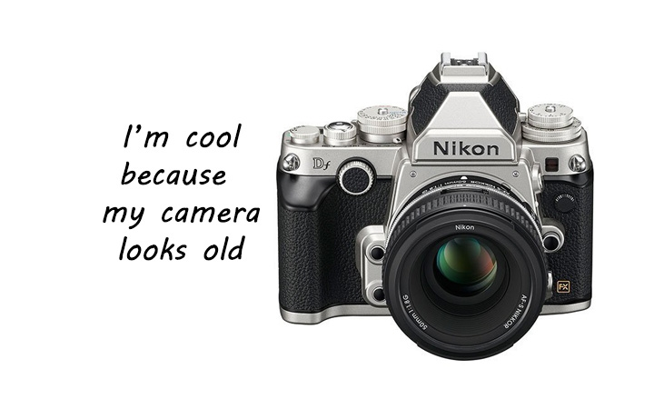 The Nikon DF Represents Everything Wrong With Photography