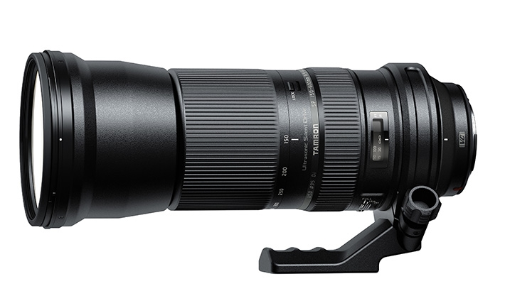 Tamron's New Telephoto Zoom Sports a Sexy New Design