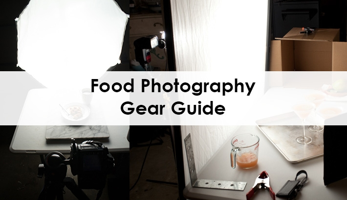 Food Photography Gear Guide