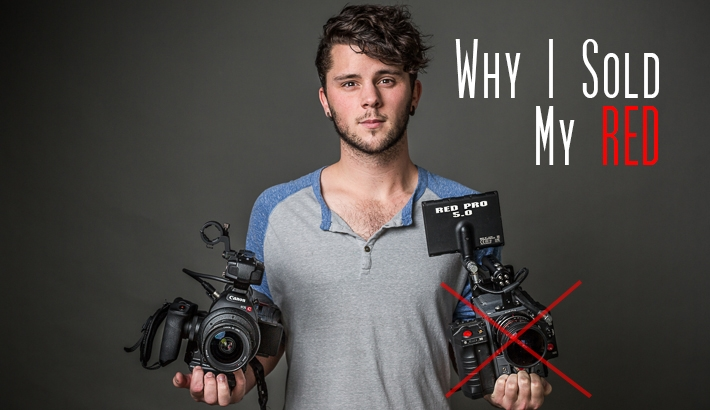 Why I Sold My RED and Downgraded to a C100