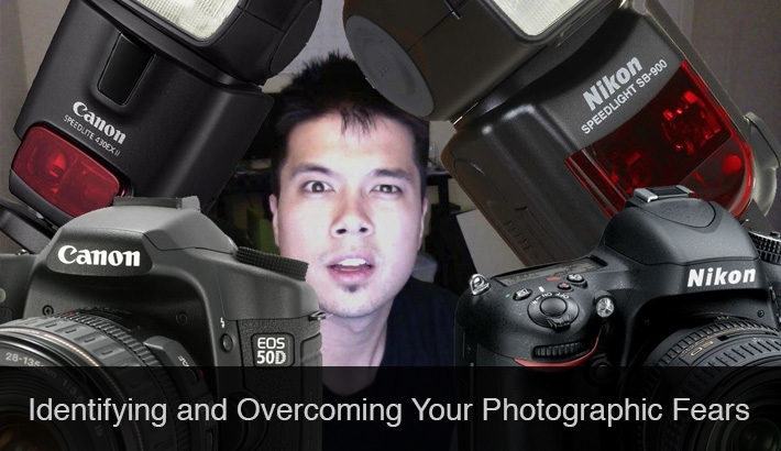 Identifying and Overcoming Your Photographic Fears