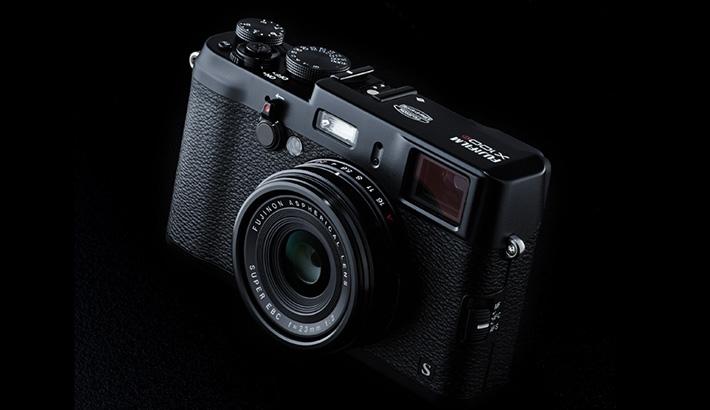 FujiFilm Announces the Beloved X100S in Black