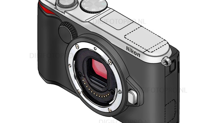 Could this be the new Nikon 1?