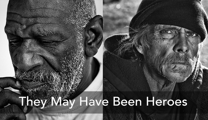 Ex-Drill Sergeant Travels The Country Finding And Photographing Homeless Veterans