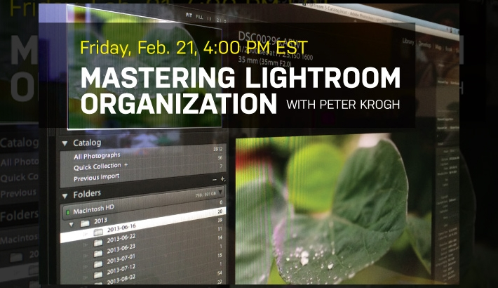 Photoshelter Hosts Webinar With DAM Master, Peter Krogh