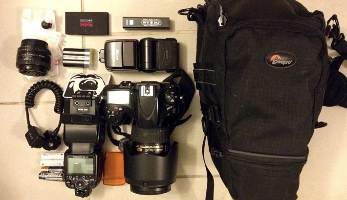 What Do You Have For Your Photographic EDC?