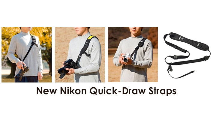 BlackRapid Works with Nikon to Release Quick-Draw Straps