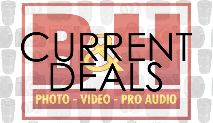 """Nikon's """"Lens Only"""" Sales Are Live!"""