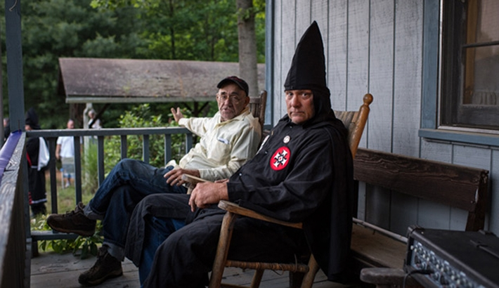 Photo Series Gives Insight into the Everyday Lives of the Ku Klux Klan