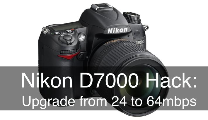 NikonHacker Brings Magic-Lantern-Style Firmware Hacks to Nikon