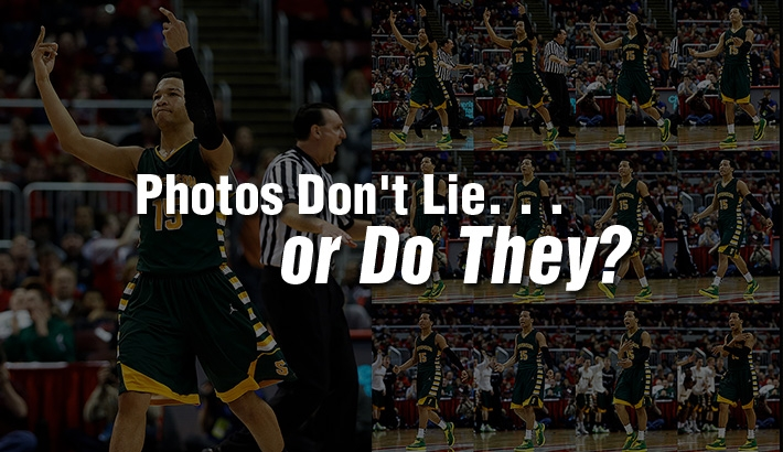 Photos Don't Lie. . . or Do They?