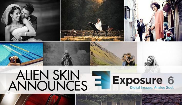 Alien Skin Announces Exposure 6