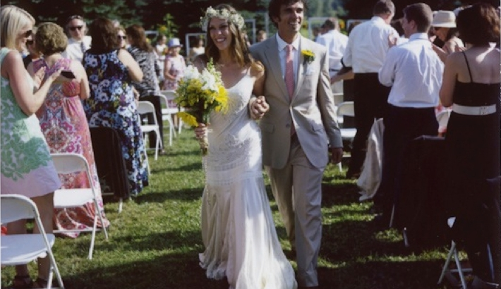 Michael Ash Smith Photographs an Entire Wedding on Instant Film