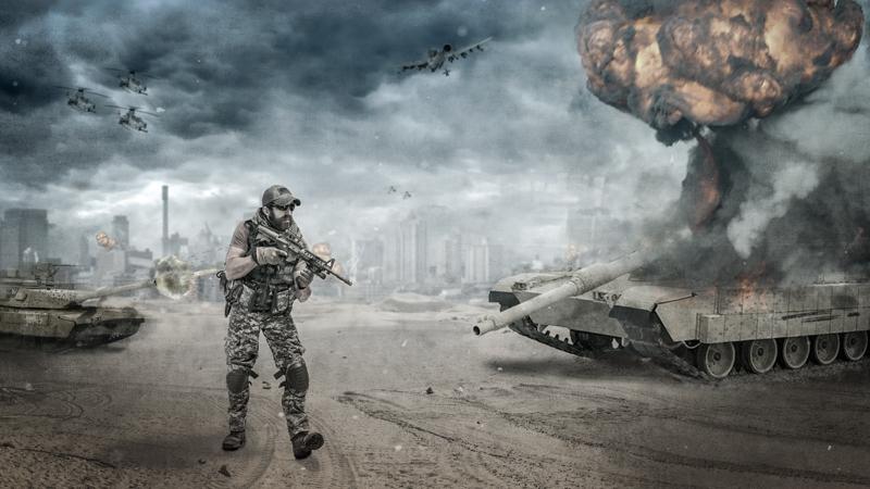 My Battlefield