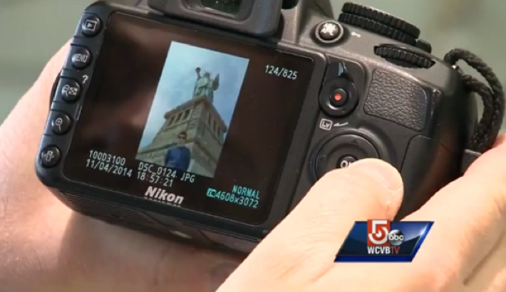 Pawn Shop Recovers Stolen Photo Gear